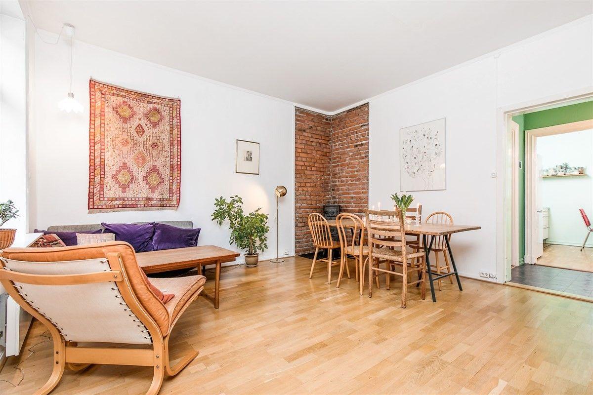 3-roms leilighet - Grünerløkka-Sofienberg - Oslo - 3 650 000,- Schala & Partners