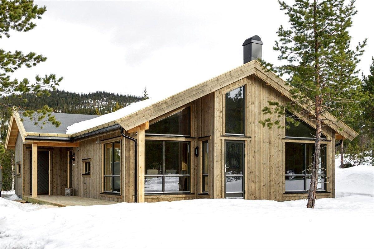 5-roms fritidsbolig - På fjellet - Nesbyen - 3 650 000,- Nordvik & Partners