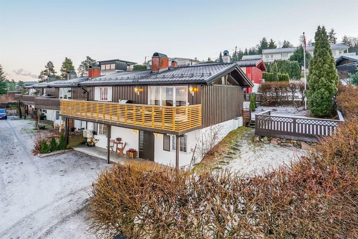 Rekkehus - Drammen - 3 300 000,- Nordvik & Partners