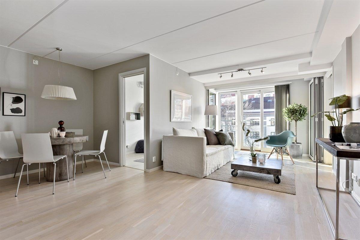 Leilighet - St. Hanshaugen-Ullevål - Oslo - 4 990 000,- Nordvik & Partners