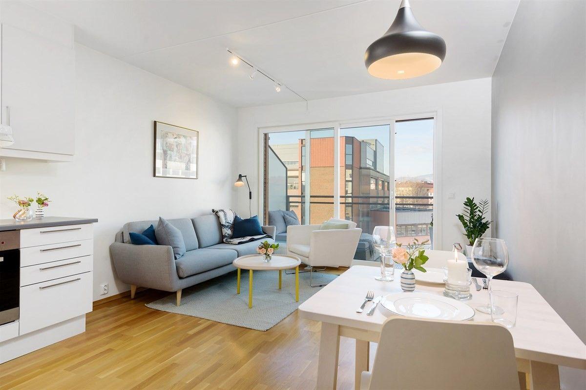2-roms leilighet - Grünerløkka-Sofienberg - Oslo - 3 800 000,- Schala & Partners