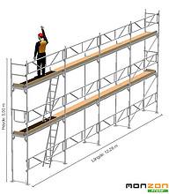 Stillaspakke 67 m2 fra MonZon Frame