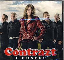 "Contrazt - ""I hundre"" - CD"