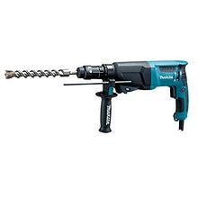 KUPP! Makita HR2610 3-modus SDS+ borhammer Drill - 240V