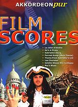 Film Scores - Akkordeon Pur - notehefte