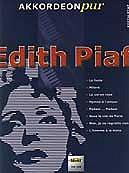 Edith Piaf - Akkordeon Pur - notehefte