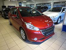Peugeot 208 Active 1,4HDi Led-lys  2012, 13000 km, kr 169000,-