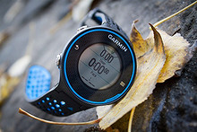 Garmin Forerunner 620 HRM run