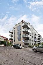 Grünerløkka - Pen 1-roms leilighet.