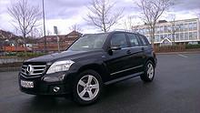 Mercedes-Benz GLK 220 CDI  2010, 68495 km, kr 349438,-