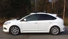 Ford Focus 1,6 TDCI 109hk M5 Sport 5d  2011, 45952 km, kr 179977,-