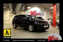 Opel Astra NAF TEST Sikker og solid familiebil  2010, 73573 km, kr 139000,-