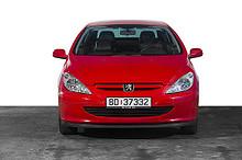 Peugeot 307 CC  2004, 83000 km, kr 99977,-