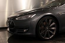 Tesla Model S P85+  2014, 15735 km, kr 669000,-