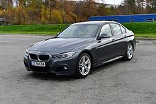 BMW 3-serie 320DA M-Sport/Skinn/Navi Pro/Keyl++  2013, 14900 km, kr 419000,-