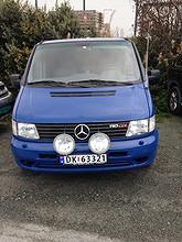Mercedes-Benz Vito 2,1  2003, 92000 km, kr 56438,-
