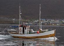 Restaurert Kutter fra 1948 med båtplass i Tromsø. NY PRIS.Bud ønskes!