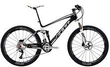 Felt Edict Pro Karbon XT fulldemper sykkel