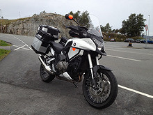 Honda VFR 1200 CX 2012, 10300 km, kr 198000,-