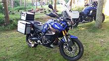 Yamaha XT 1200 Z SUPER TENERE 2013, 8700 km, kr 185000,-