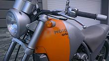Aprilia moto 6.5 Starck 1998, 19431 km, kr 49000,-
