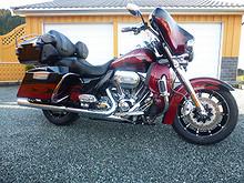 Harley-Davidson FLHTCUSE6 CVO Ultra 2011, 12432 km, kr 380000,-