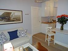 FROGNER: Nyoppusset hybel ledig umiddelbart/Newly refurbished apartment vacant
