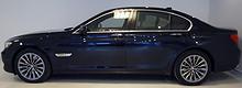 BMW 7-serie 730Da BMWs Beste luksuslimousin  2009, 59000 km, kr 539000,-