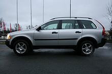 Volvo XC 90 D5 163HK AWD  2003, 253000 km, kr 135438,-
