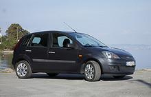 Ford Fiesta 1.4 Trend AUTOMATGIR  2007, 59200 km, kr 72000,-