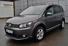 Volkswagen Touran 2.0 TDI Cross 170hk 7-Seter, F-1 G,  2012, 205000 km, kr 189723,-