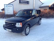 Land Rover Discovery TDV6 190hk Personbil Aut Xenon Lav km.stand  2006, 116000 km, kr 319000,-