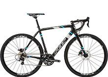 2015 Felt F5X karbon cyclocross Shimano 105 11 delt Hydrauliske skivebremser