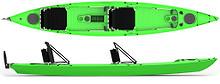 Kajakk - Fiskekajakk Tahe Marine SOT 162 m/ror