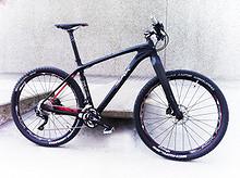 "Tilbud! Birk Elite 275 karbon 27,5"" hardtail terrengsykkel karbongaffel"