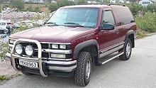 Chevrolet Tahoe LT 1500  1998, 202000 km, kr 91535,-