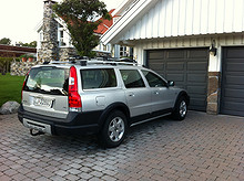 Volvo XC 70 2.4D  2006, 202000 km, kr 171438,-