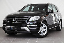 Mercedes-Benz M-Klasse ML 250 BlueTEC 4MATIC LUFT XENON ++  2012, 48200 km, kr 789000,-