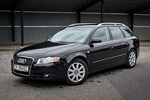 Audi A4 4x4 Quattro 1,8 Bensin Lav KM  2006, 127100 km, kr 147000,-