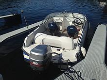 Askeladden 535 Bowrider 2004mod Mariner 90 Optimax