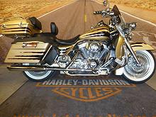 Harley-Davidson CVO Road King /Jubilee 2003, 57377 km, kr 185000,-