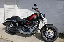 Harley-Davidson FXDF DYNA FAT BOB 1690CC 2014, 4300 km, kr 244000,-