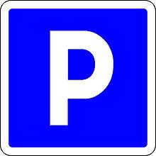 P-plass i lukket garasjeanlegg i Neuberggata