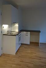 1-roms hybel leilighet med rolig og sentral beliggenhet, høy standard, heis
