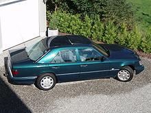 Mercedes-Benz E-Klasse E 220 w124 EU ok til 2017  1995, 288483 km, kr 26000,-
