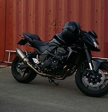 Kawasaki Z750 ABS 2010, 20000 km, kr 85000,-
