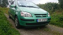 Hyundai Getz Ny senket pris  2003, 174170 km, kr 19535,-