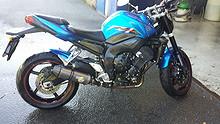 Yamaha fz1 2007, 45573 km, kr 80000,-