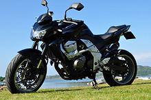 Kawasaki Z 750 2007, 16200 km, kr 87000,-