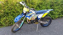 Husaberg TE 250 2012, kr 42000,-